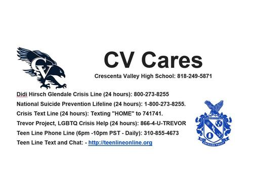 Crescenta Valley High School / Homepage