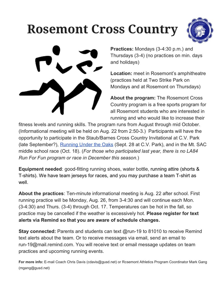 Rosemont Middle School / Homepage
