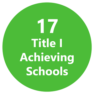 17 Title I Achieving Schools
