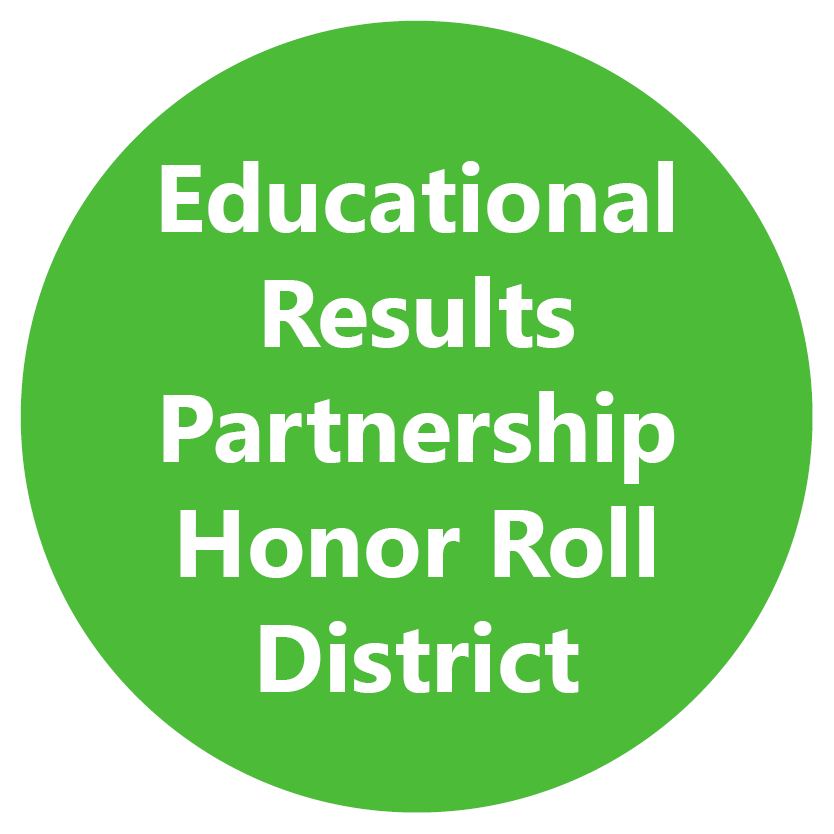 Ed Results Partnership Honor Roll District