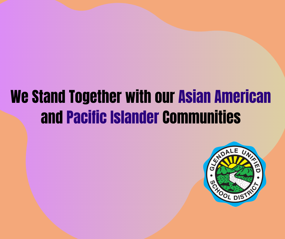 Supporting our Asian American and Pacific Islander Communities