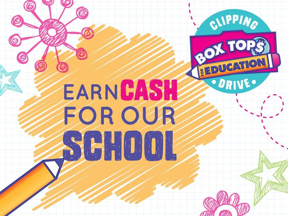 Box Tops Reminder - Click Here