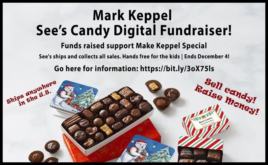 5th Grade Committee hosts  a See's candy storefront fundraiser. Click here for more information