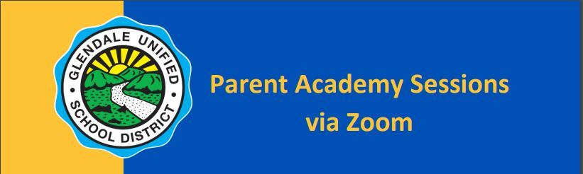 The January Parent Academy Session is scheduled for January 28, 2021 at 5:30pm. This session will focus on Internet Safety & Your Child.  Click here for more information.