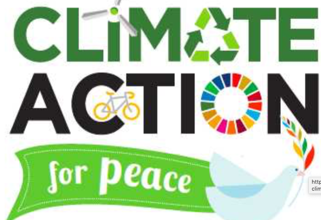UN Climate Action for Peace