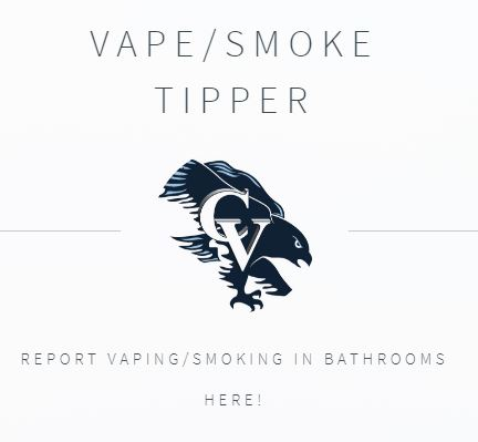 NEW CVHS Vape/Smoke Tipper App for Students