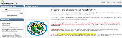 GUSD Parent Portal Login Support and Information