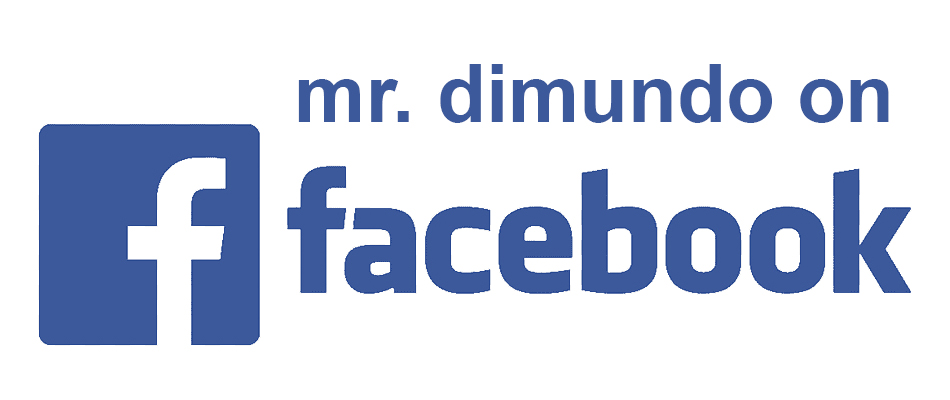 Mr. DiMundo on Facebook
