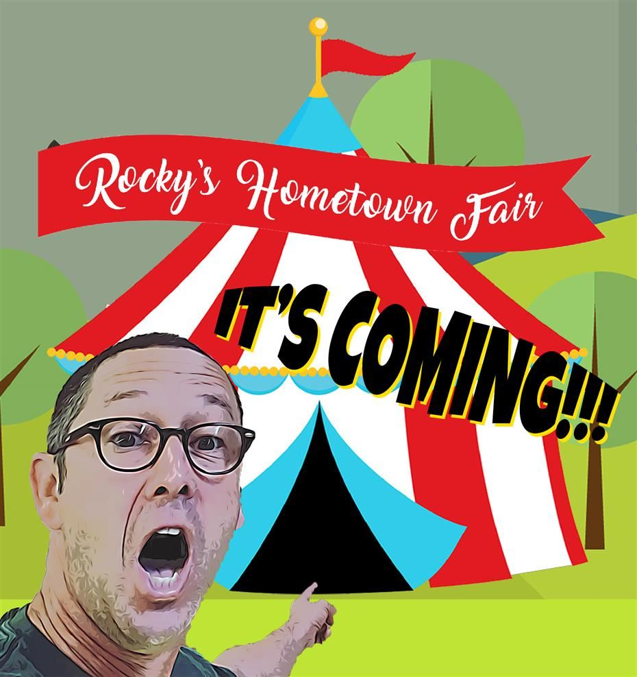 Rocky's Hometown Fair Is Coming!