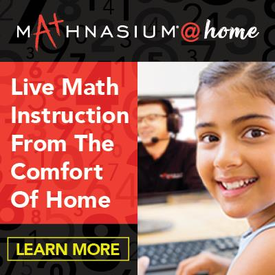 Mathnasium at Home Flyer