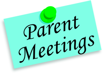 FLAG Parent Meeting!