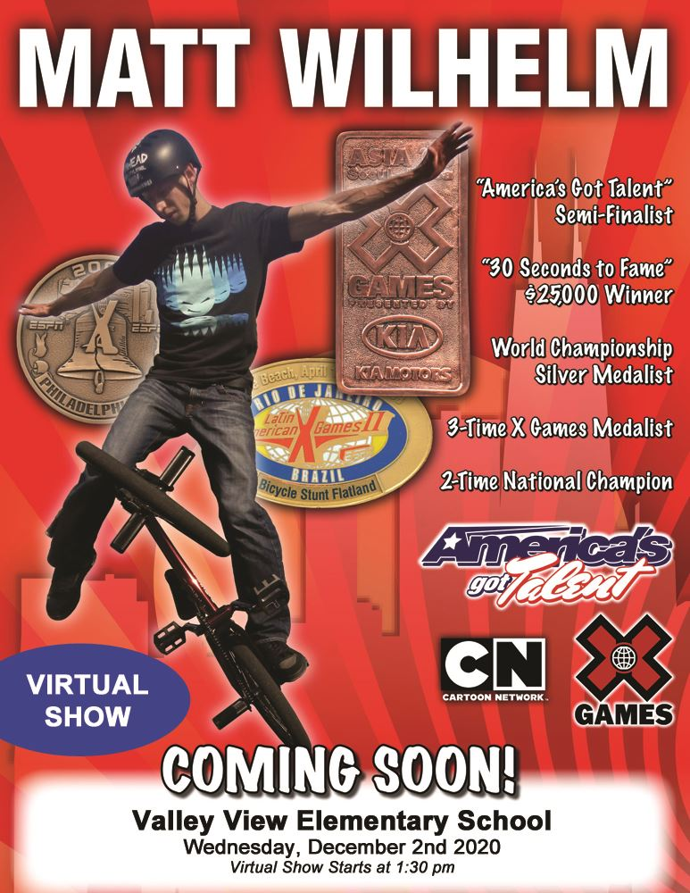 Valley View BMX Virtual Assembly December 2