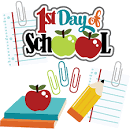 First day of school will be August 21, 2019!