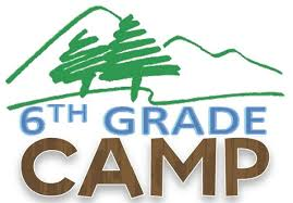 6th Grade Camp! Our 6th graders will be leaving on May 8th and will return on May 10th!