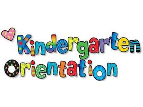 Transitional Kindergarten and Kindergarten Orientation!