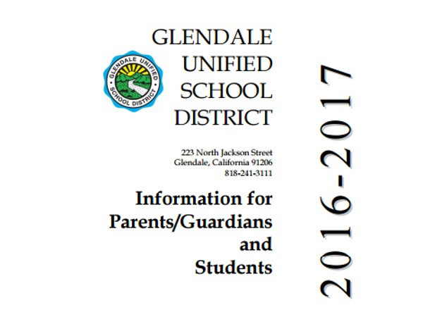 District 's Parent Handbook
