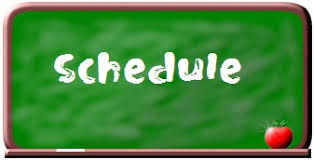 Distance Learning Instructional Schedules