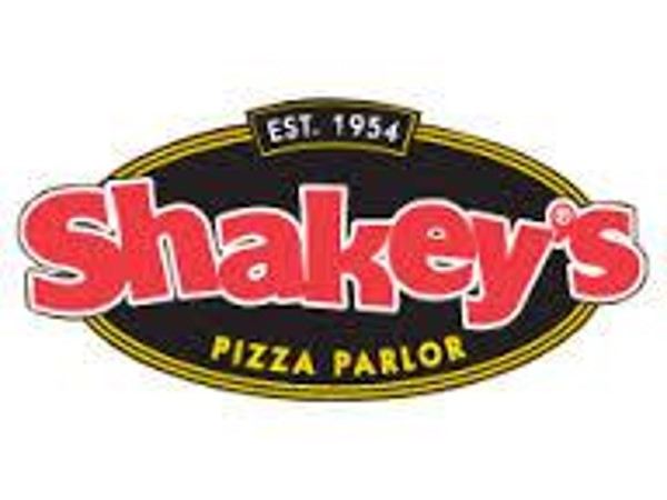 Shakey's Night September 12 from 5:00 - 8:00 p.m.