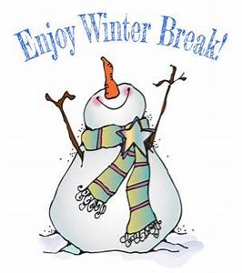 Winter Break starts December 23 - January 6.  Students return to school on January 7, 2020!