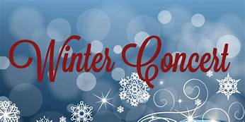 Winter Programs on December 12 and December 13