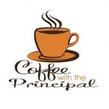 Coffee with the Principal Virtual Parent Meeting.  Join us Friday,  September 25 at  8:30 a.m.