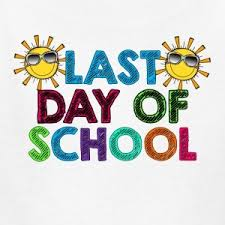 Last day of school  is June 11!  This is also a Minimum Day and all students will be dismissed at 12:05 p.m.