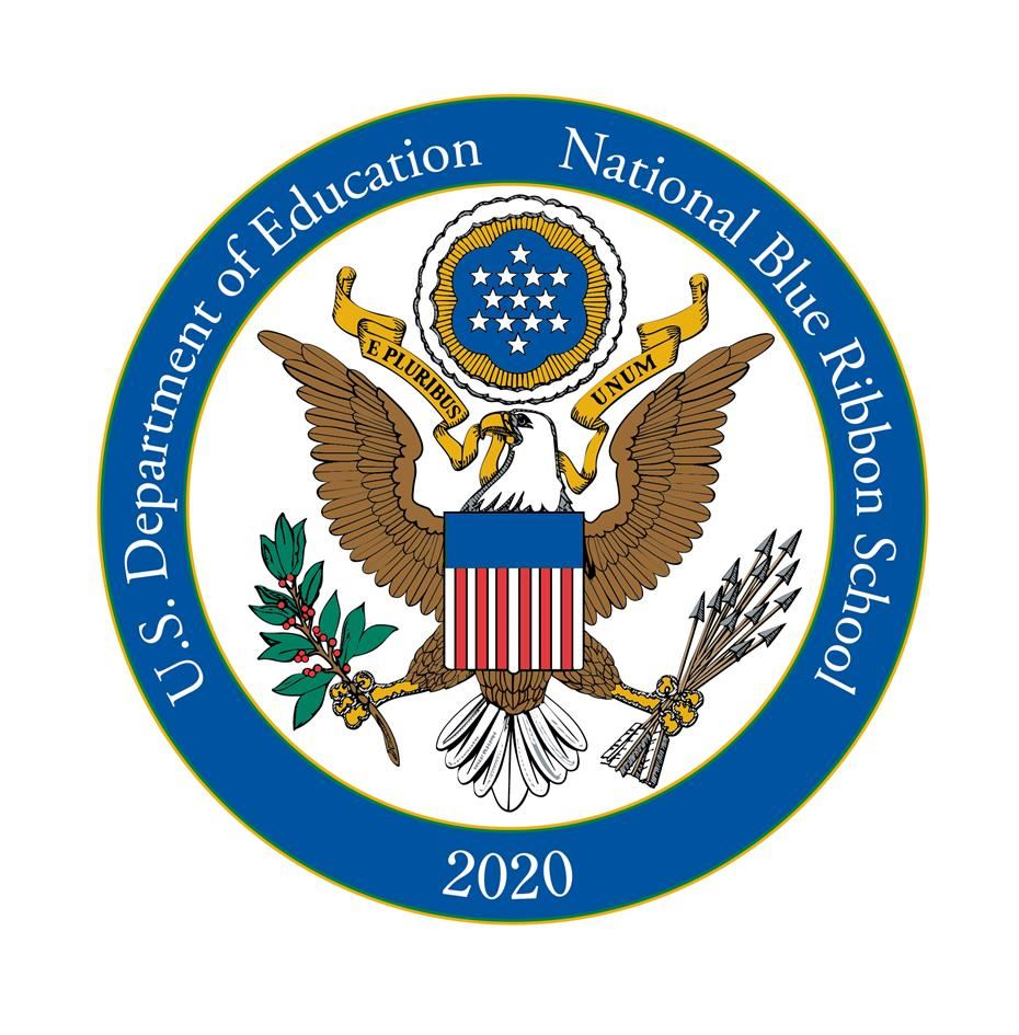 Congratulations to Mountain Avenue!  A 2020  National Blue Ribbon School