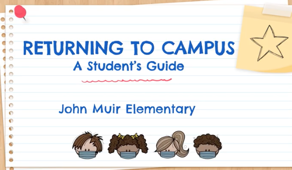 A Student's Guide: Returning to Campus Video