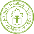 We are a TreeRing Green Yearbook