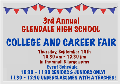 3rd Annual GHS College and Career Fair