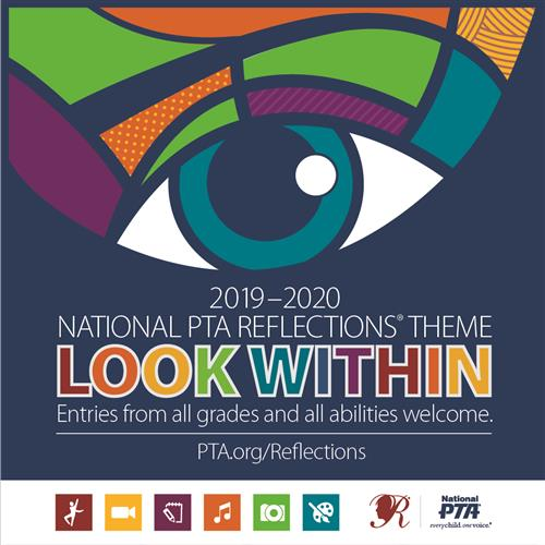 National PTA Reflections Theme 2019-2020