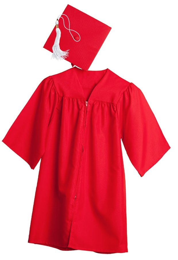 Seniors: Cap and Gown Orders