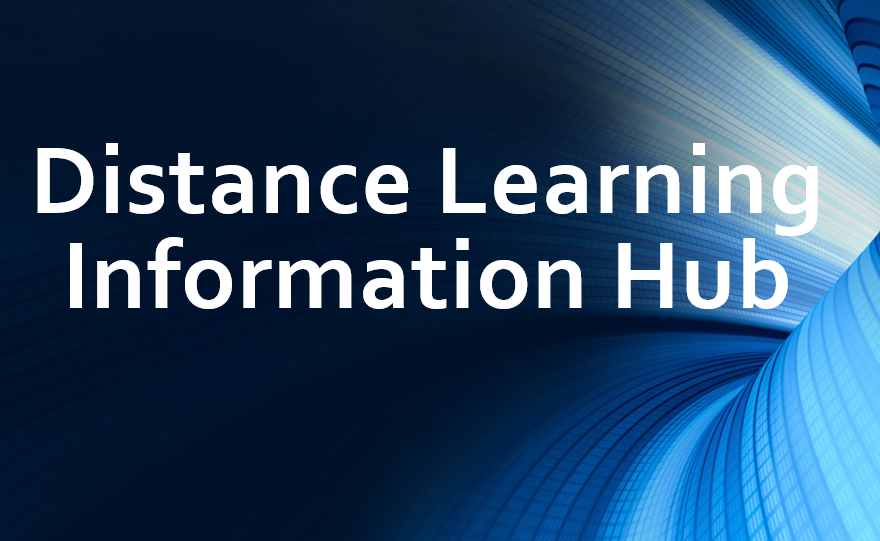 GHS Distance Learning Information Hub