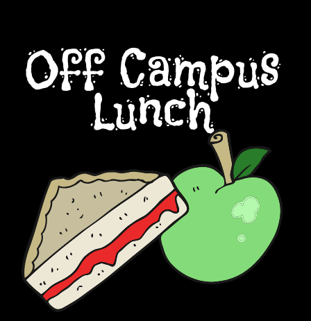 Parent Permission Form for Off-Campus Lunch