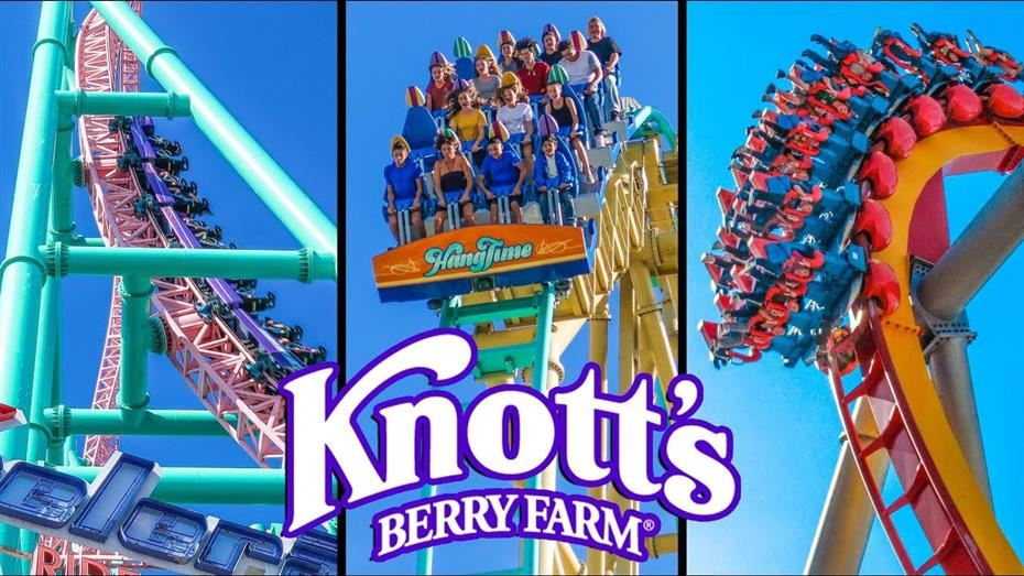 SENIOR STAMPEDE AT KNOTT'S BERRY FARMS