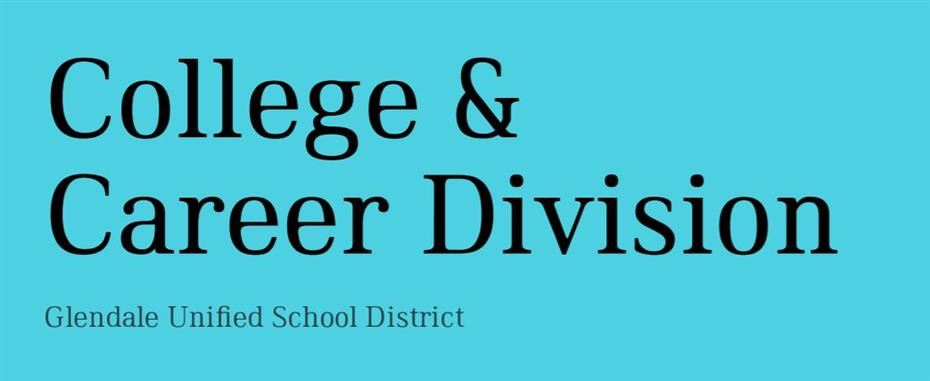 College & Career Division Newsletter