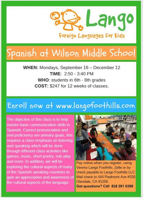 Interested in Learning Spanish?