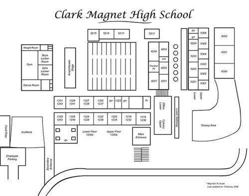 Pruitt Campus Map.Campus Map Campus Map