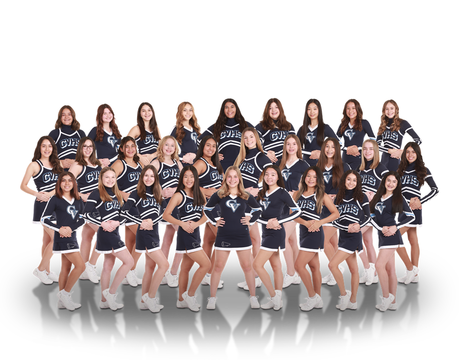 Freshman Cheer Composite