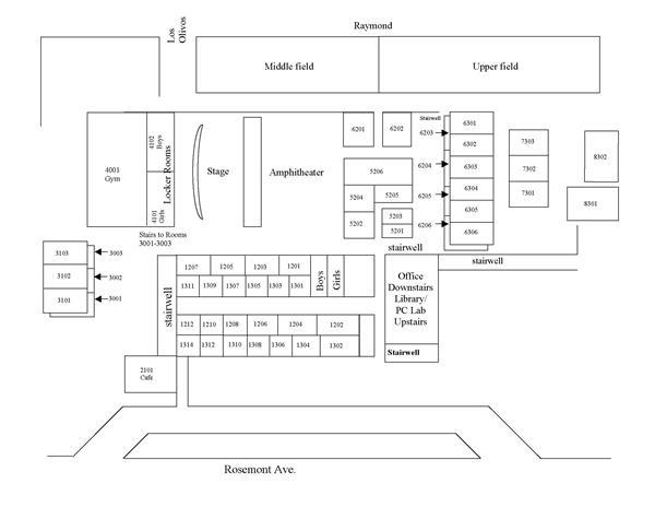 Campus Location Campus Map