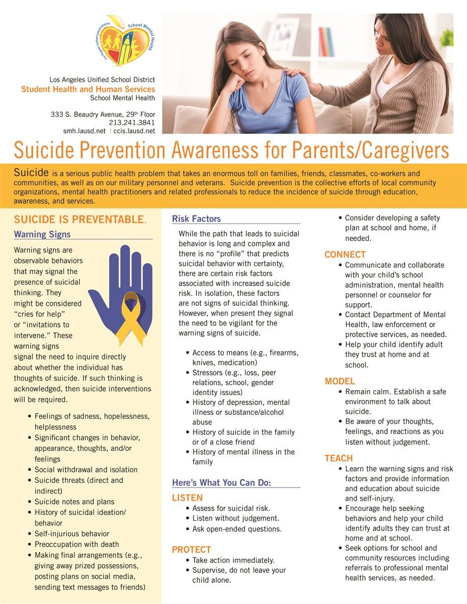 Suicide Prevention Info 2