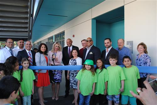 Balboa Ribbon Cutting