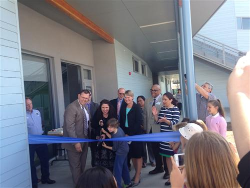 Franklin Ribbon Cutting