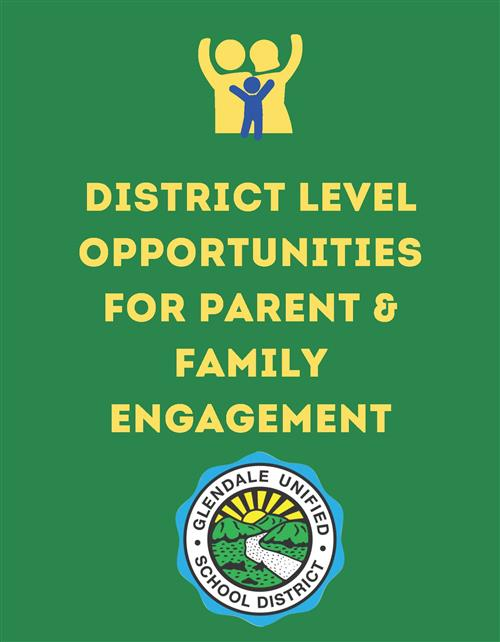District Level Opportunities