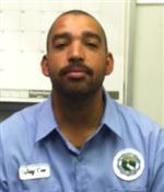JC Leiva - Warehouse Driver