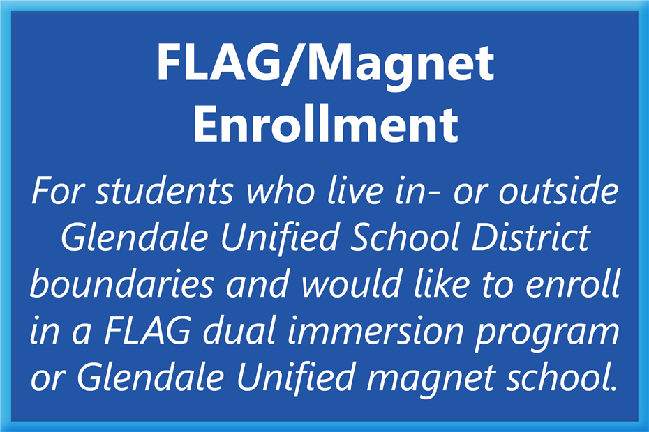 FLAG-Magnet Enrollment