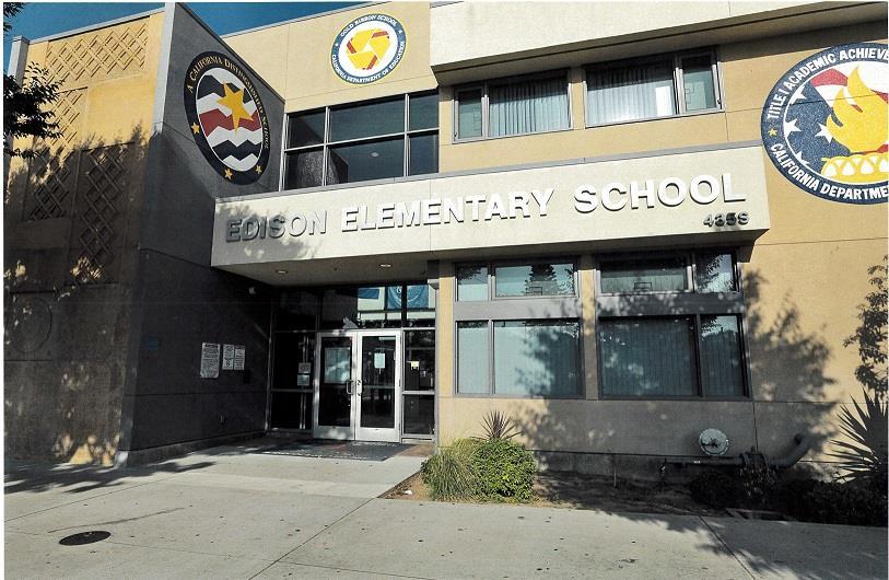 Thomas Edison Elementary School / Homepage