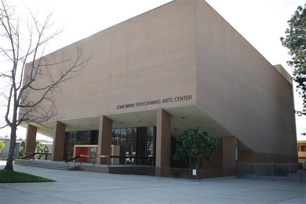 John Wayne Performing Arts Center / JWPAC